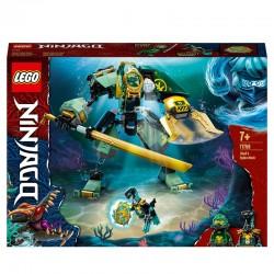 LEGO® 71750 Robot Hidro de Lloyd