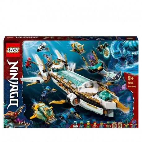 LEGO® 71756 Barco de Asalto Hidro