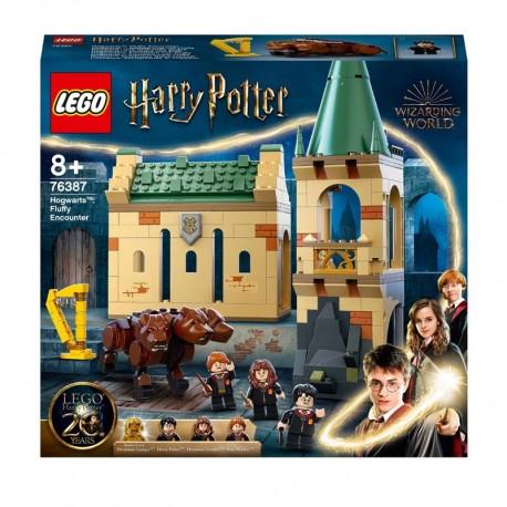 LEGO® 76387 Hogwarts™: Encuentro con Fluffy