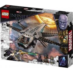 LEGO® 76186  Dragon Flyer de Black Panther