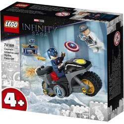 LEGO® 76189 Capitán América contra Hydra