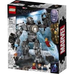 LEGO® 76190 Iron Man: Caos de Iron Monger