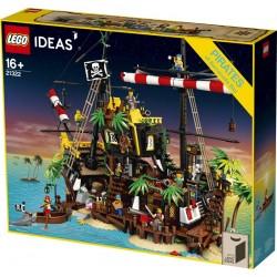 LEGO® 21322 Piratas de Bahía Barracuda