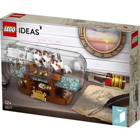 LEGO® 92177 Barco en una Botella