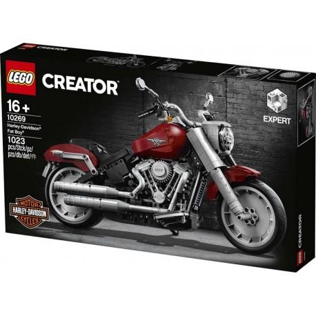 LEGO® 10269 Harley-Davidson® Fat Boy®