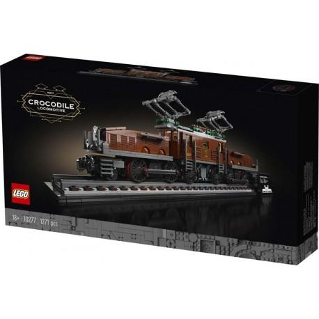 LEGO® 10277 Locomotora Cocodrilo