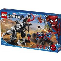 LEGO® 76151 Emboscada del Venomosaurio
