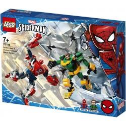 LEGO® 76198 Spider-Man vs. Doctor Octopus: Batalla de Mecas