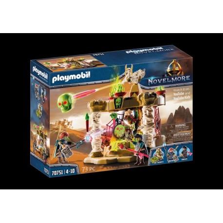 Playmobil® 70751Sal'ahari Sands - Templo del Ejército de Esqueletos
