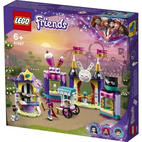 LEGO® 41687 Mundo de Magia: Puestos de Feria