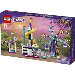 LEGO® 41689 Mundo de Magia: Noria y Tobogán