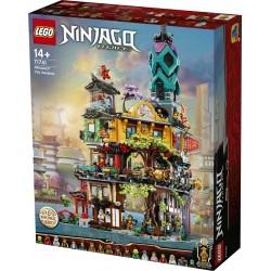 LEGO® 71741 Jardines de la Ciudad de NINJAGO