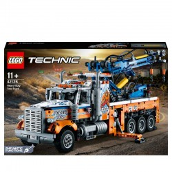LEGO® 42128 Camión Remolcador de Gran Tonelaje