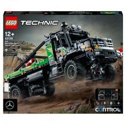 LEGO® 42129 Camión de Trial 4x4 Mercedes-Benz Zetros