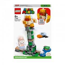 LEGO® 71388 Set de Expansión: Torre bamboleante del Hermano Sumo Jefe