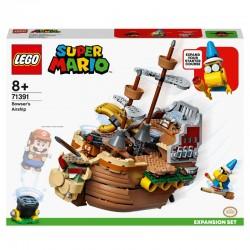 LEGO® 71391 Set de Expansión: Fortaleza aérea de Bowser
