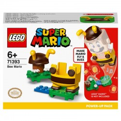 LEGO® 71393 Pack Potenciador: Mario Abeja