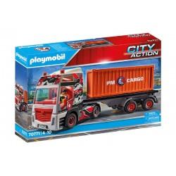 Playmobil® 70771 Camión con Remolque