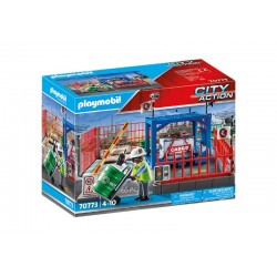 Playmobil® 70773 Depósito de Carga