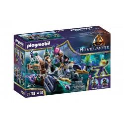 Playmobil® 70748 Violet Vale - Vehículo de Captura de Demonios