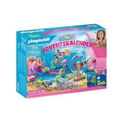 Playmobil® 70777 Calendario de Adviento Sirenas diversión en el baño