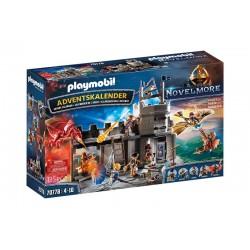 Playmobil® 70778 Calendario de Adviento Novelmore Taller de Dario
