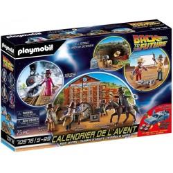 Playmobil® 70576 Calendario de Adviento Back to the Future Parte III