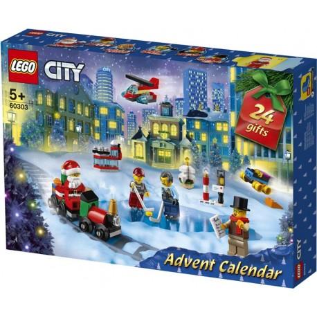LEGO® 60303 Calendario de Adviento City