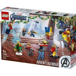 LEGO® 76196 Los Vengadores: Calendario de Adviento Marvel