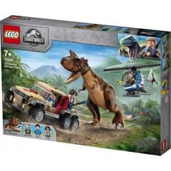 LEGO® 76941 Persecución del Dinosaurio Carnotaurus
