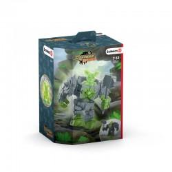 Schleich® 42547 Robot de Piedra con Eldrador Mini Creatures