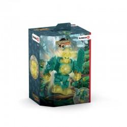 Schleich® 42548  Robot de la Selva con Eldrador Mini Creatures