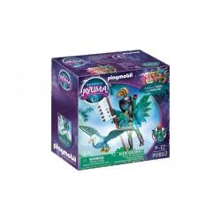 Playmobil® 70802 Knight Fairy con Animal del Alma