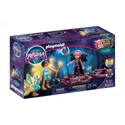 Playmobil® 70803 Crystal Fairy y Bat Fairy con Animales del Alma