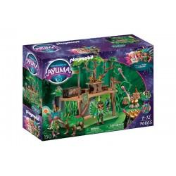 Playmobil® 70805 Campamento de Entrenamiento