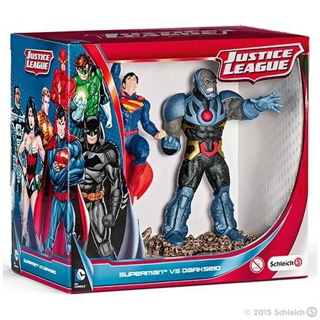Schleich® 22509 Scenery Pack Superman vs Darkseid