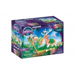 Playmobil® 70806 Forest Fairy con Animal del Alma