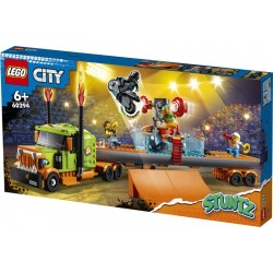 LEGO® 60294  Espectáculo Acrobático: Camión