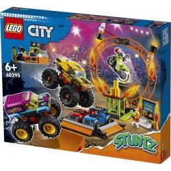 LEGO® 60295 Espectáculo Acrobático: Arena