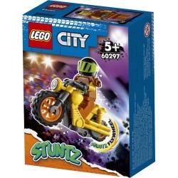 LEGO® 60297 Moto Acrobática: Demolición