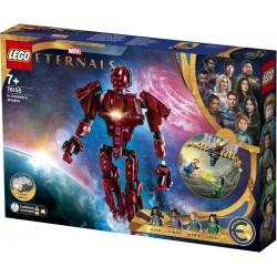 LEGO® 76155 Marvel: Los Eternos: A la Sombra de Arishem