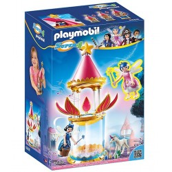 Playmobil® 6688 Torre Flor Mágica con Caja Musical y Twinkle
