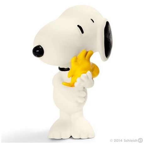 Schleich® 22005 Snoopy con Woodstock