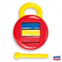 Ambi® Toys Xilófono Drum