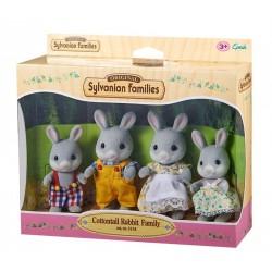 SF 4030 Familia Conejos Cotton
