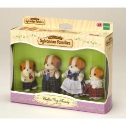 SF 5000 Familia Perros Chifon
