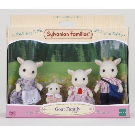 Sylvanian Families 5185 Familia Cabras
