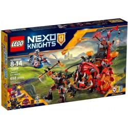 Lego® 70316 El Vehículo Malvado de Jestro