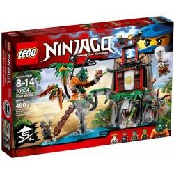 Lego® 70604 Isla de la Viuda del Tigre