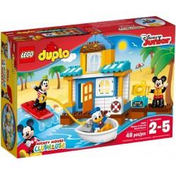 Lego® 10827 Casa en la Playa de Mickey